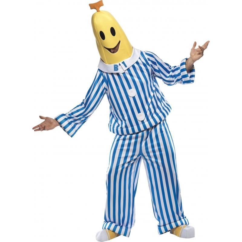 Bananenpak in pyjama volwassenen