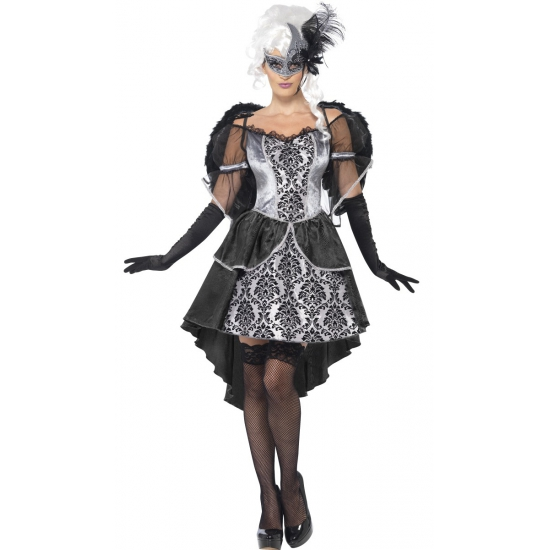 Barok engel kostuum voor dames