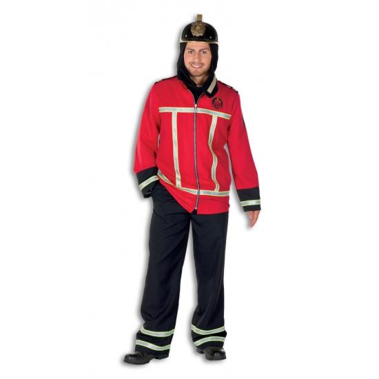 Brandweer kostuum voor volwassenen