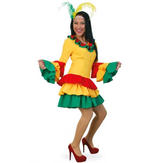 Braziliaans jurkje voor dames