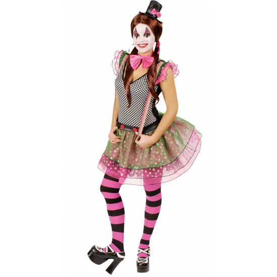 Clown jurkje voor dames
