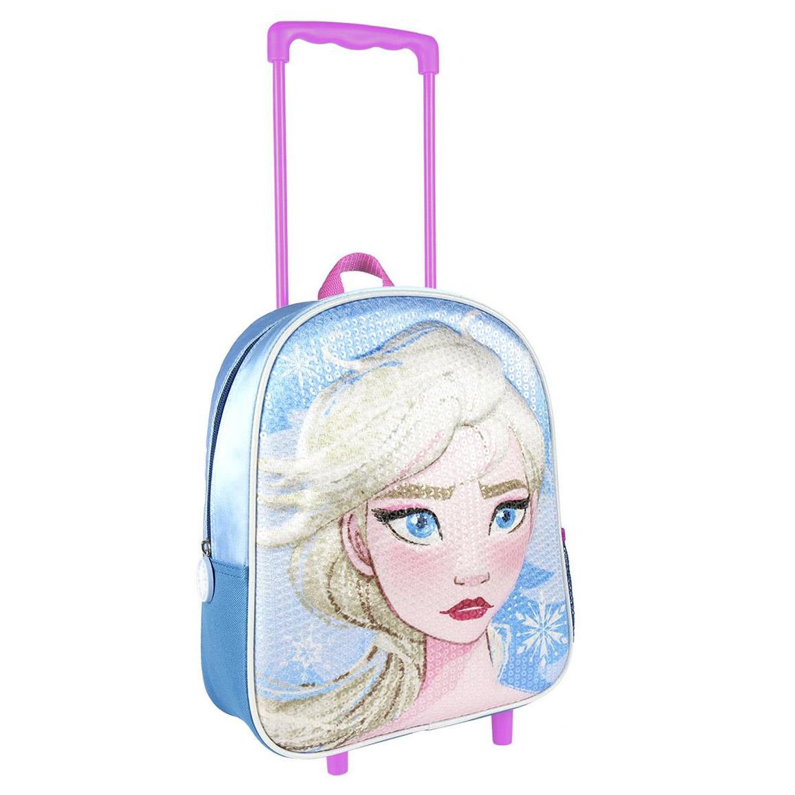 Disney Frozen Elsa handbagage koffer-weekendtas voor jongens-meisjes-kinderen