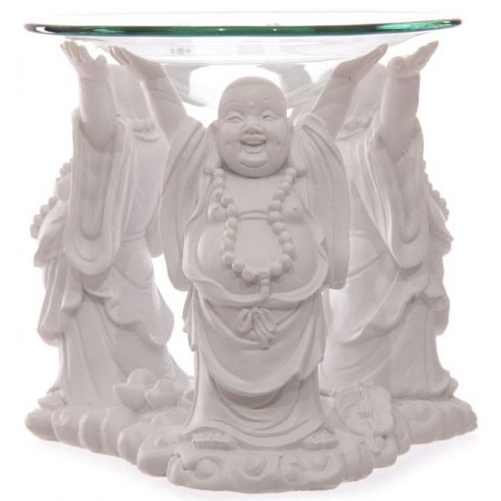 Geurolie brander boeddha 11 cm