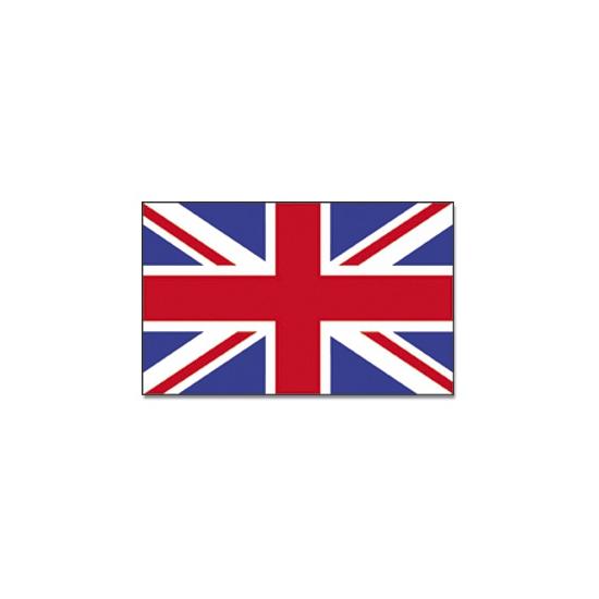 Gevelvlag-vlaggenmast vlag Verenigd Koninkrijk 90 x 150 cm
