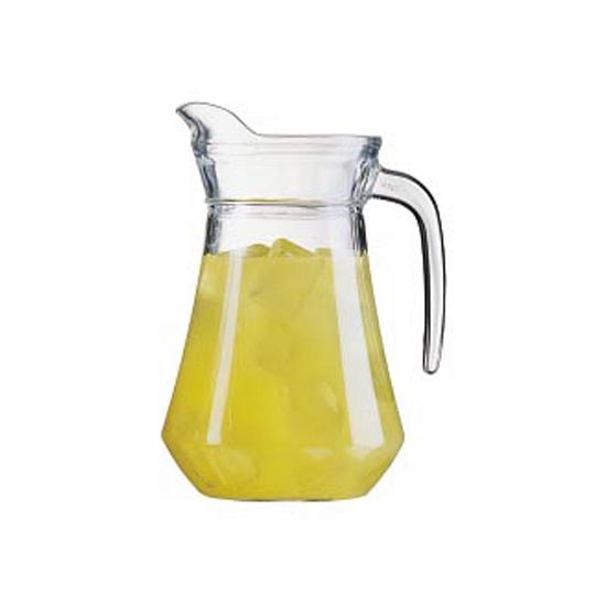 Glazen schenkkannen 1,6 liter