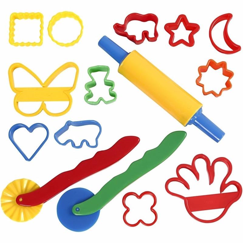 Klei gereedschap set voor kinderen
