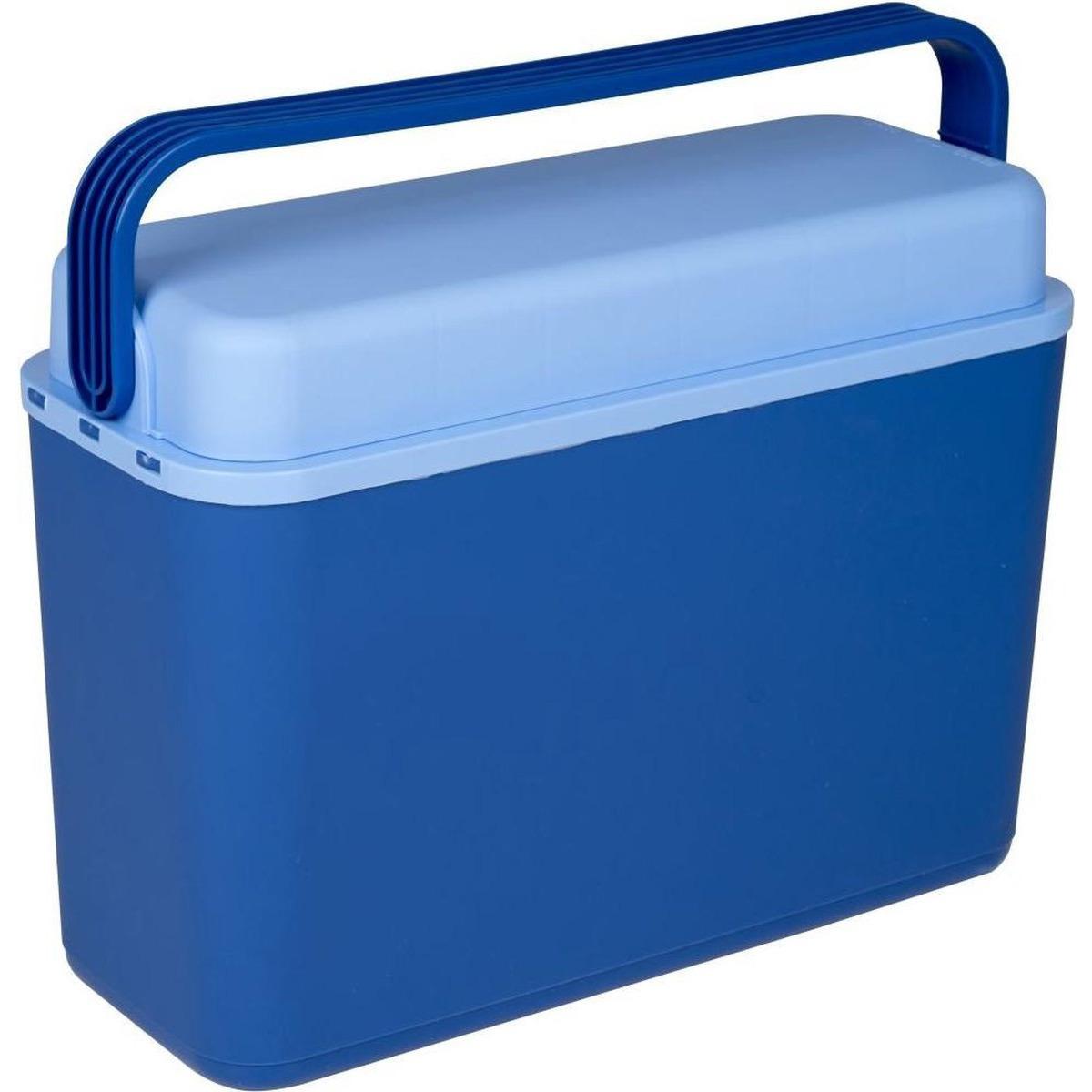 Koelbox donkerblauw 12 liter 40 x 17 x 29 cm