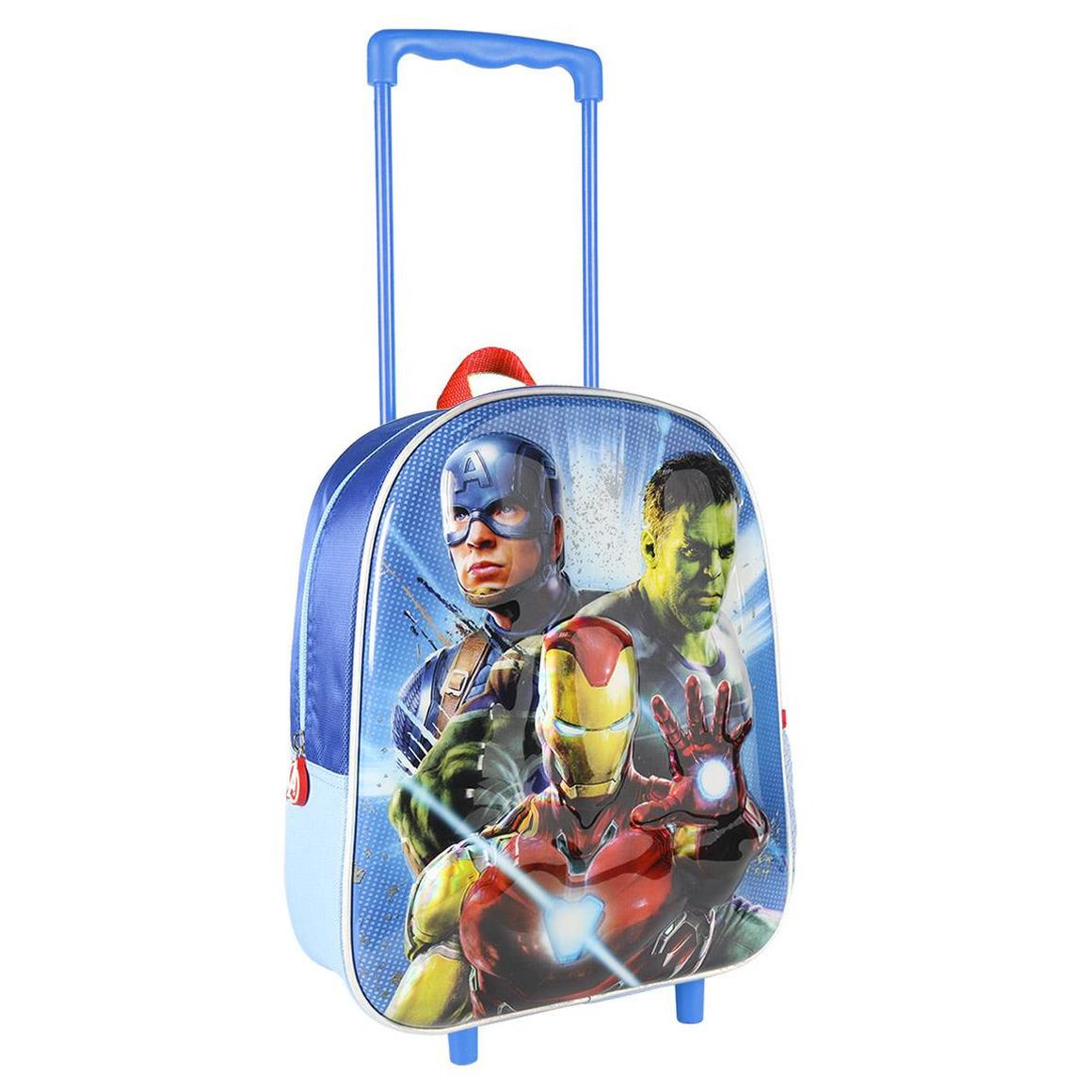 Marvel The Avengers handbagage koffer-weekendtas voor jongens-meisjes-kinderen