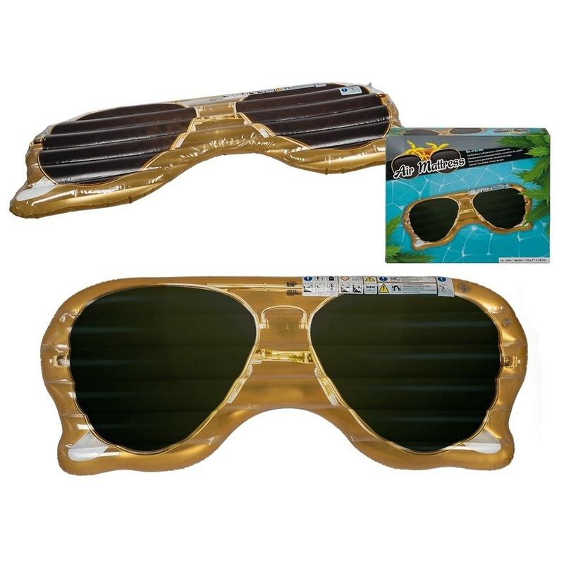 Opblaasbaar matras zonnebril 174 cm