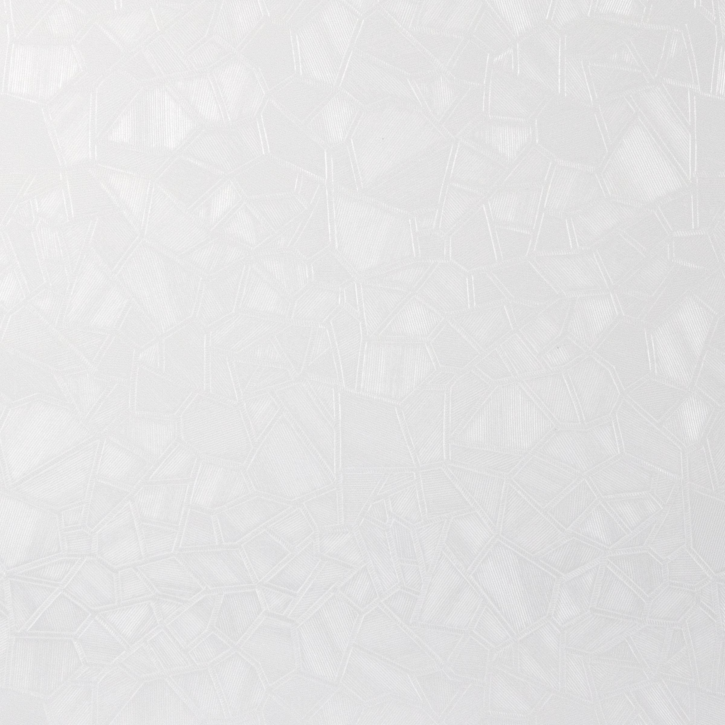 Raamfolie scherven semi transparant 45 cm x 2 meter zelfklevend