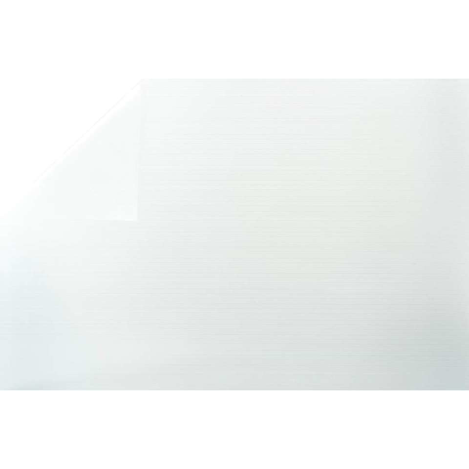 Raamfolie verticale streepjes semi transparant 45 cm x 2 meter zelfklevend