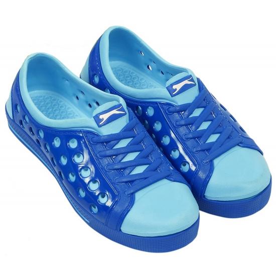Slazenger trendy waterschoenen in kobalt/lichtblauw