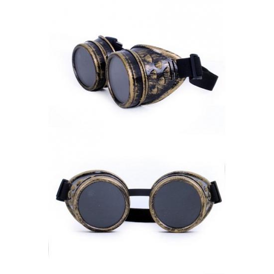 Steampunk brillen
