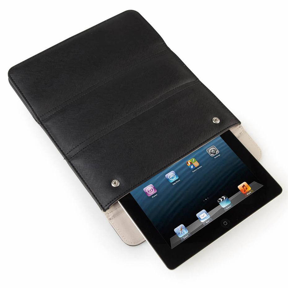 Tas-hoes voor tablet-iPad 10 inch met standaard