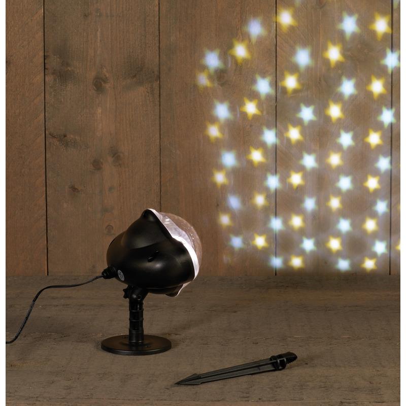 Tuin projector met sterren projectie inclusief timer