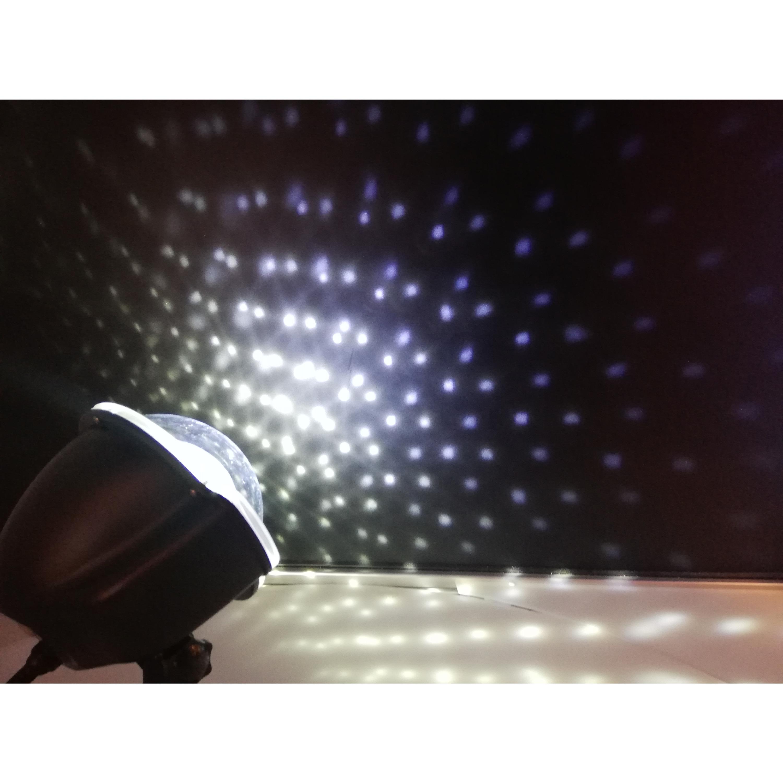 Tuin projector winter landschap sneeuwval met timer