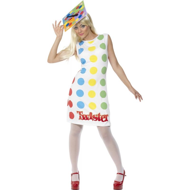 Twister kostuums voor vrouwen