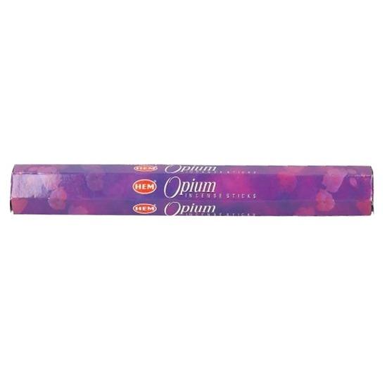 Wierook Opium met 20 stokjes p-st